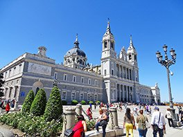 Catedral de Madri