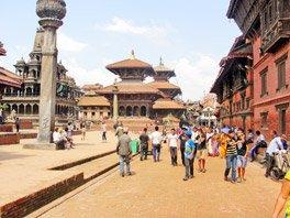 Kathmandu - Patan Dubar