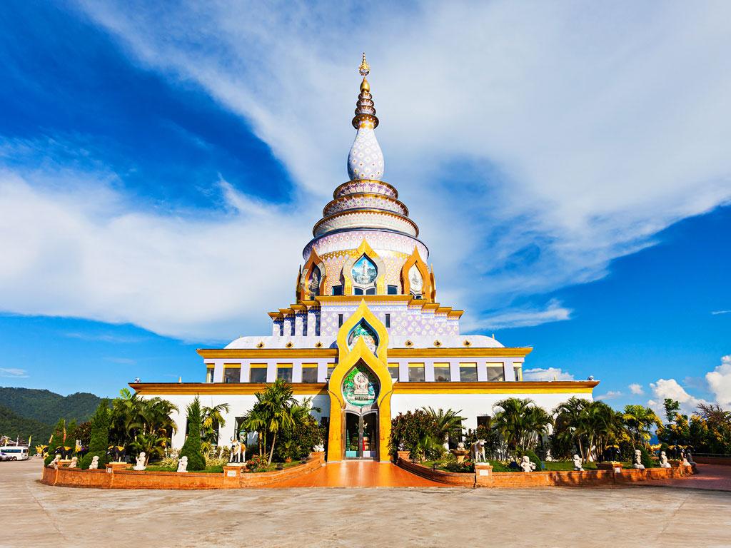 Tailândia - Tha Ton