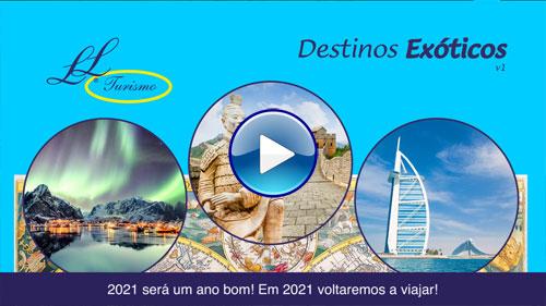 Catálogo Destinos Exóticos - Lielu Turismo com play
