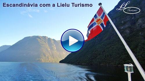 Vídeo da Escandinávia com a Lielu Turismo!