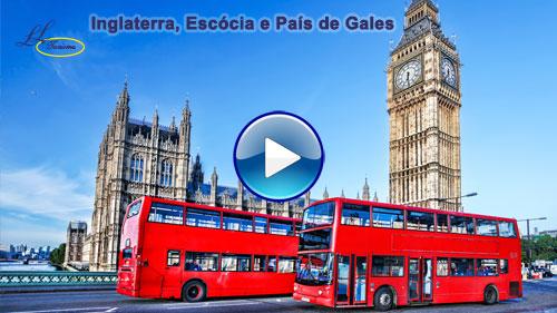 Vídeo da Inglaterra, Escócia e País de Gales com a Lielu Turismo!