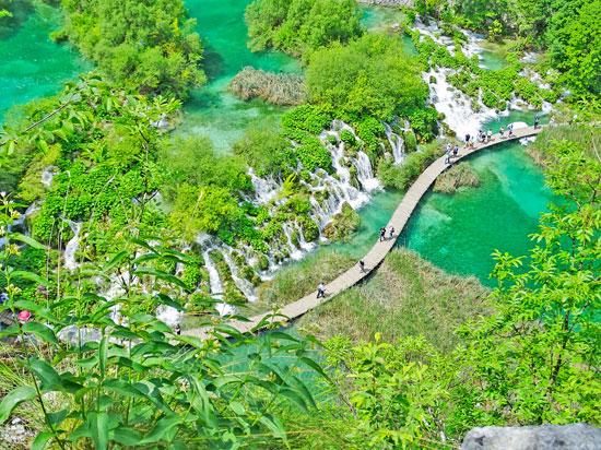 Croácia - Plitvice Lakes