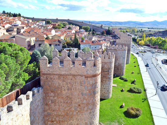 Espanha - Ávila