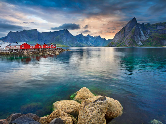 Noruega - Balestrand