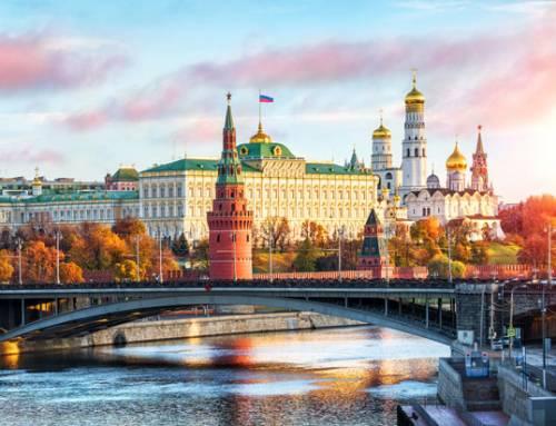 Experiência: Moscou – Kremlin!