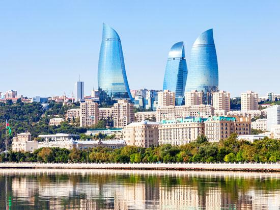 Azerbaijão - Baku