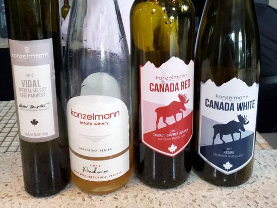 Canadá - Niagara on the Lake (e o famoso Ice Wine)