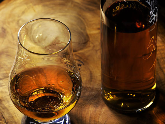 Escócia - Degustação de Whisky