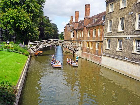 Inglaterra - Cambridge