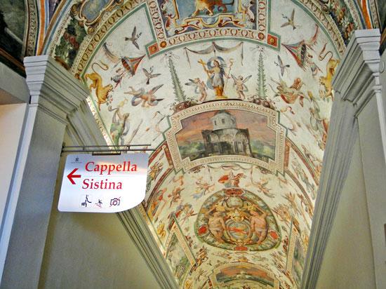 Itália - Roma - Capela Sistina