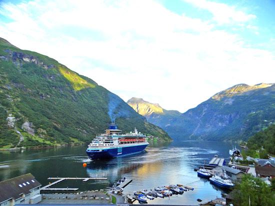 Noruega - Geiranger