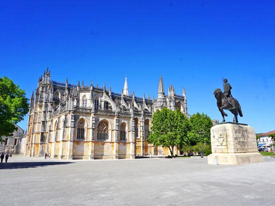 Portugal - Batalha - Mosteiro