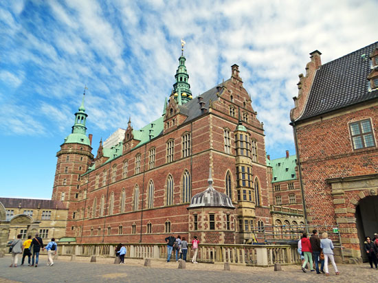 Dinamarca - Copenhagen - Castelo