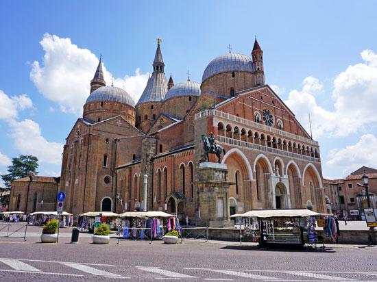 Itália - Pádua - Basílica de Santo Antônio