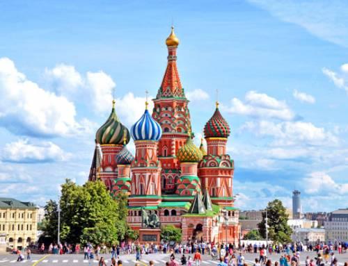 Experiência: Moscou – Catedral de São Basílio!