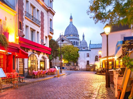 França - Paris - Montmartre