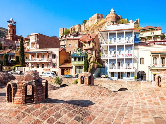 Geórgia - Tbilisi