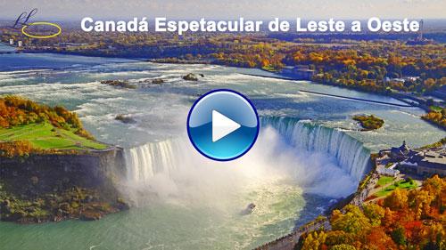 Vídeo da viagem Canadá Espetacular com a Lielu Turismo!