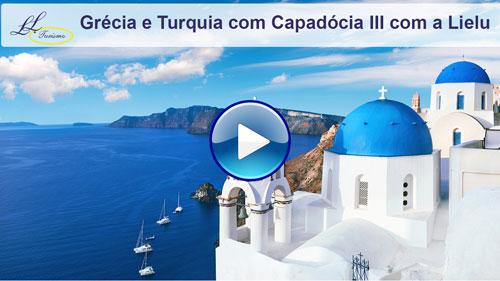 Vídeo da viagem Grécia e Turquia III com a Lielu Turismo!