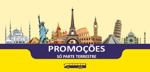 Promoções Parte Terrestre - Lielu Turismo